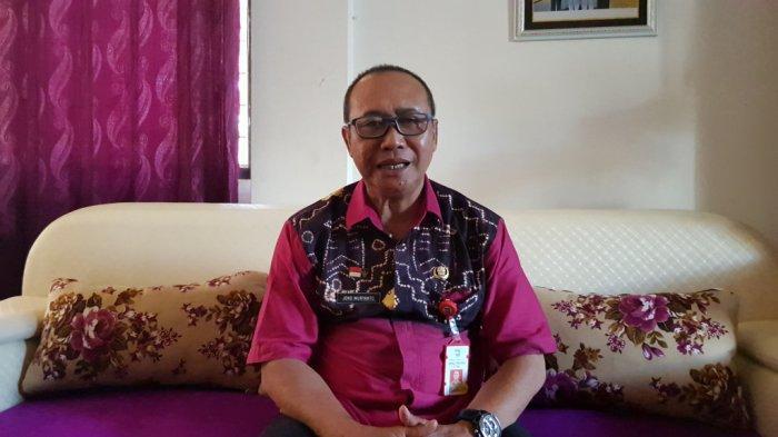 JOKO WURYANTO, kepala DPMPTSP Tanah Laut