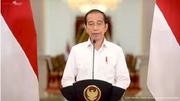 Banyak yang Terjerat Bunga Tinggi Pinjol, Begini Pesan Jokowi Pada OJK