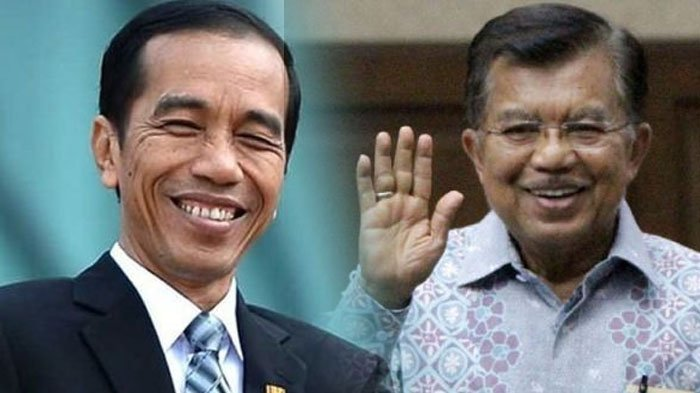 Jusuf Kalla Jadi Ketua Tim Pemenangan Joko Widodo-Makruf Amin, Jokowi : Kami Sudah Bicara