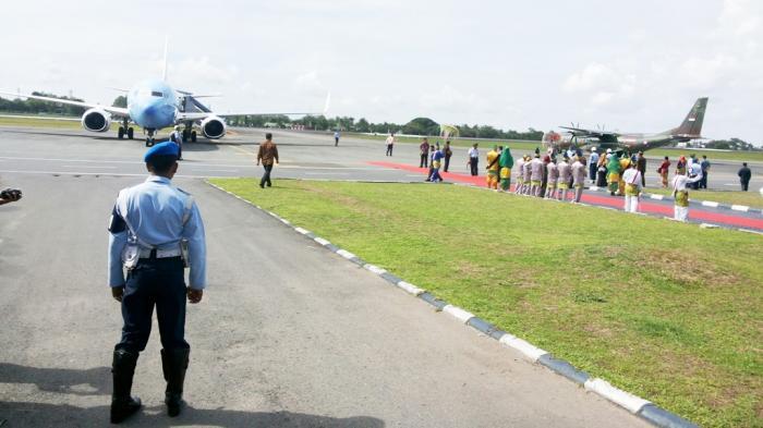 Jalan Tembus Martapura Arah Bandara Internasional Syamsuddin Noor Dilanjutkan