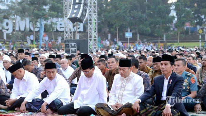 Idul Adha 1441 Hijriah di Tengah Pandemi Corona, Selalu Ada Hikmah Tiap Bencana