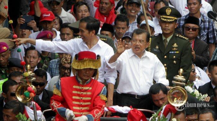 Jokowi Tak Pakai Rompi Antipeluru