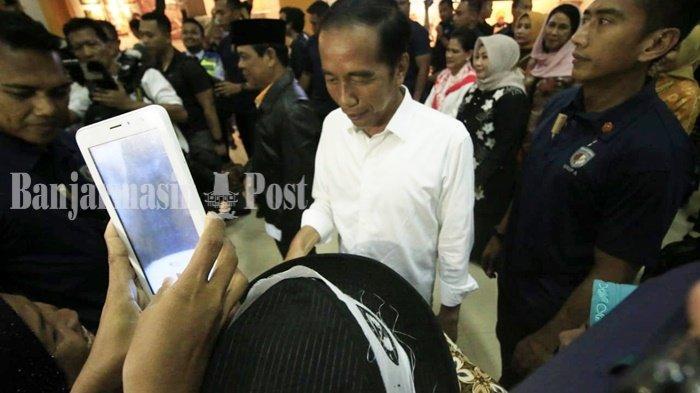 Respons Jokowi Atas Video Surat Suara Tercoblos di Malaysia, KPU Cek Keaslian Surat Suara