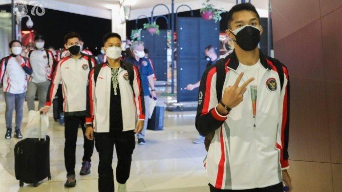 Jadwal Jam Tayang Badminton di TVRI - Indosiar Kamis & Link Streaming Olimpiade, Marcus/Kevin - Jojo