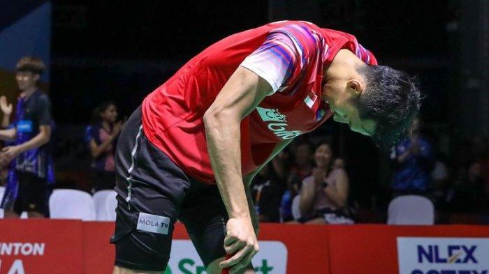 Badminton Swiss Open 2021, Jonatan Christie, Putri KW & Chico Dicoret dari Skuat Indonesia