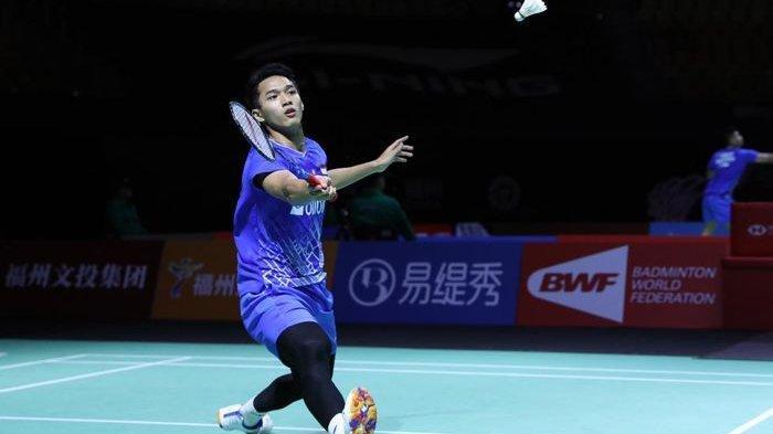 KEJUTAN di Hong Kong Open 2019 - Jonatan Christie Buka Peluang Derbi Indonesia, Anthony Ginting?