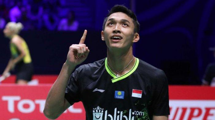 SEKARANG Jonatan Christie Main! Live Streaming TV Online TVRI All England 2020, Youtube BWF & UseeTV
