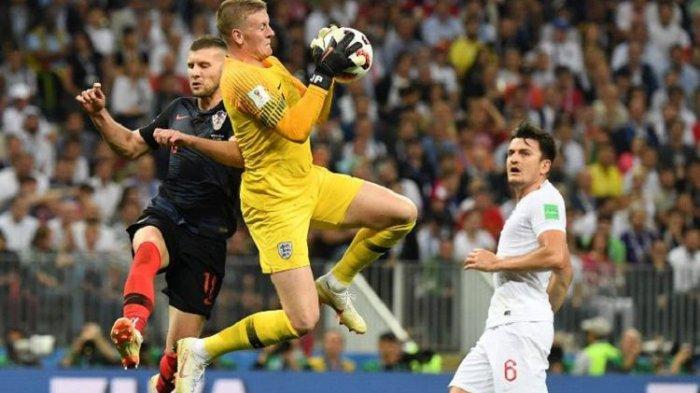 Mario Mandzukic Bawa Kemenangan Kroasia, Berikut 5 Fakta Menarik Kala Kontra Inggris