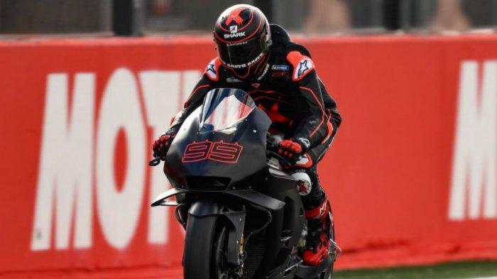 Jelang MotoGP 2019, Jorge Lorenzo Sebut Honda RC213V Tak Menuntut Fisik Seperti Ducati