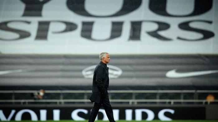 Jose Mourinho Mundur dari Kursi Pelatih Tottenham, Dirumorkan Diganti Maurizio Sarri Eks Juventus