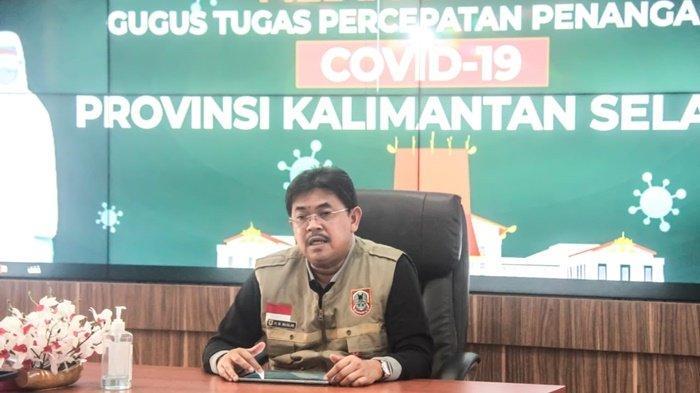 Percepat Pemeriksaan Swab, BBTKLPP Banjarbaru Membuka Laboratorium di RS Moch Anshari Saleh