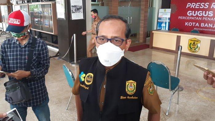 Kasus Positif Covid-19 di Banjarmasin Terus Meningkat, Satgas Sebut Disumbang Pelaku Perjalanan