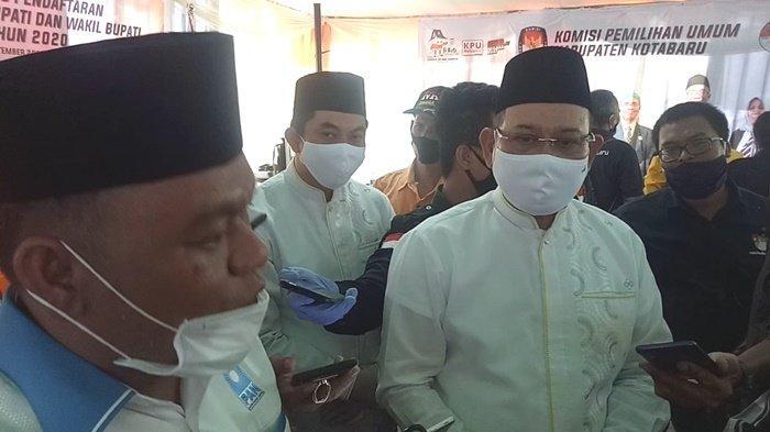 Pilkada Kotabaru 2020 - 12 Parpol Bersatu, Jubir Optimis SJA-Arul Menang