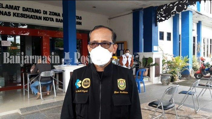 Dharma Putra Sarankan PSBB di Banjarmasin Diperpanjang Disertai Ancaman Hukuman ini
