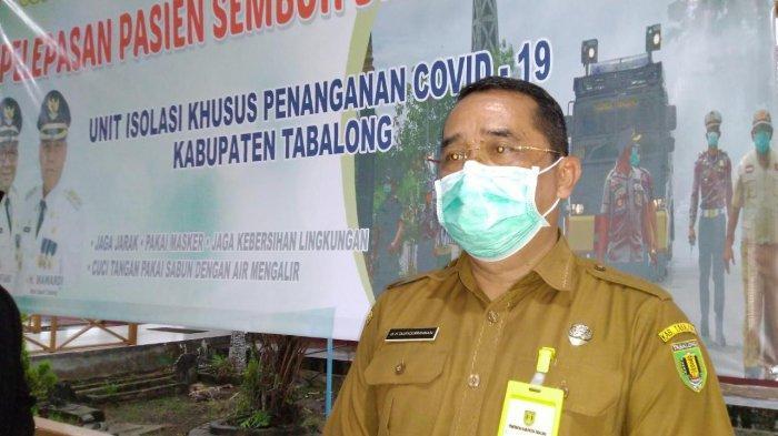 Update Covid-19 Tabalong: Angka Kesembuhan Pasien Corona Capai 255 Orang
