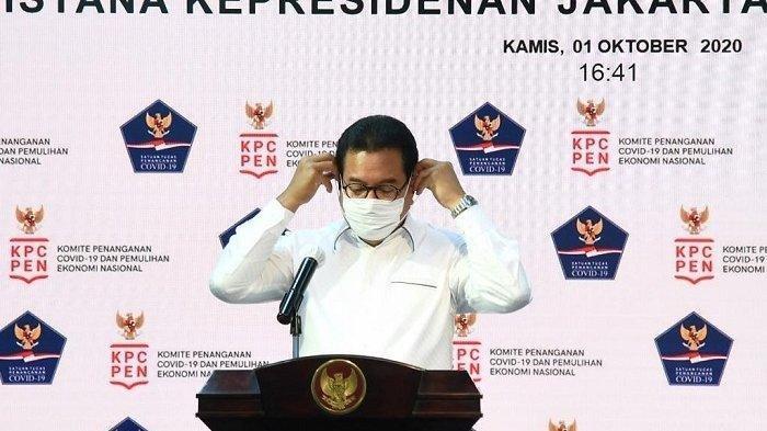 Satgas Covid-19 : Perlu Evaluasi Terhadap Operasional Laboratorium di Seluruh Indonesia