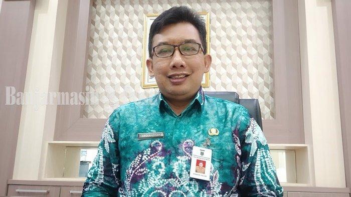 Juru Bicara Tim Gugus Tugas Covid-19 Kabupaten Tanah Bumbu (Tanbu), Ardiansyah.