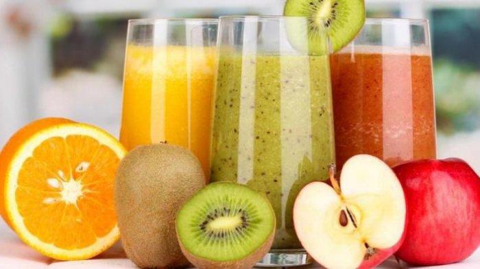 Benarkah Minum Jus Detoks Menyehatkan? Sebaiknya Buat alam Bentuk Smoothies agar Berserat