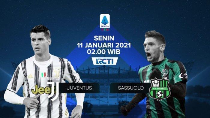 Jadwal Liga Italia Siaran Live Rcti Milan Vs Torino Roma Vs Inter Dan Juventus Vs Sassuolo Banjarmasin Post