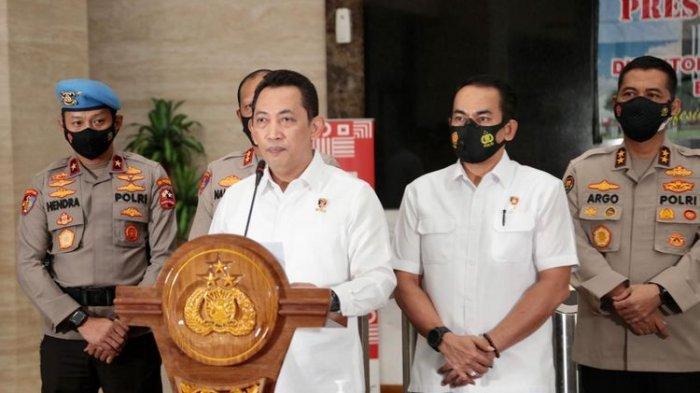 Komjen Listyo Sigit Prabowo Calon Tunggal Kapolri Pilihan Jokowi, Begini Kata Puan Maharani