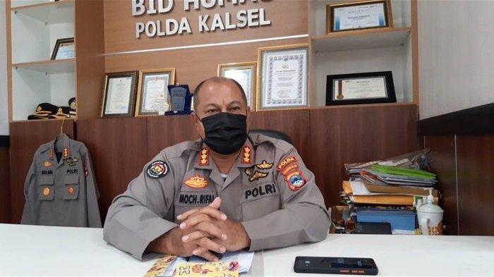Mutasi Pamen Polda Kalsel, Sejumlah Posisi Kapolres Diisi Pejabat Baru, Berikut Rinciannya