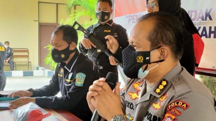 Narkoba Kalteng, Ditresnarkoba Polda Tangkap Dua Pengedar Sabu Kotawaringin Timur