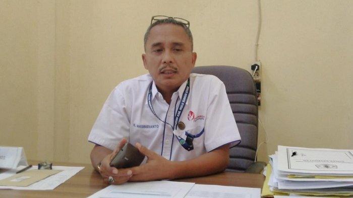 HSU Langsung Kirim Pengidap Virus Corona ke Ambulung Banjarbaru