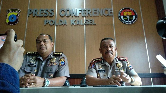 Oknum Polisi yang Jadi Dalang Penculikan Siswi SMPN 5 Banjarbaru Masih Terima Gaji dari Polri