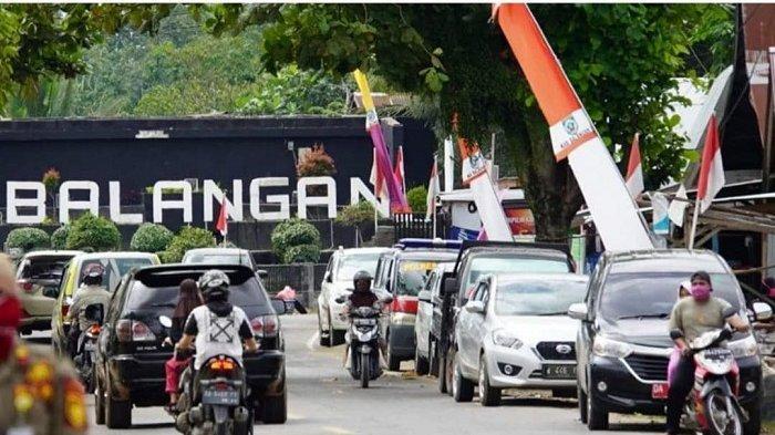 Kalselpedia : Kabupaten Balangan, Banua Sanggam Hasil Pemekaran HSU