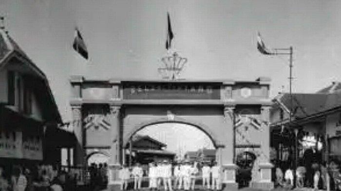 Sejarah Kabupaten Banjar Diawali Perjanjian Perbatasan antara Sultan Adam dengan Pemerintah Belanda