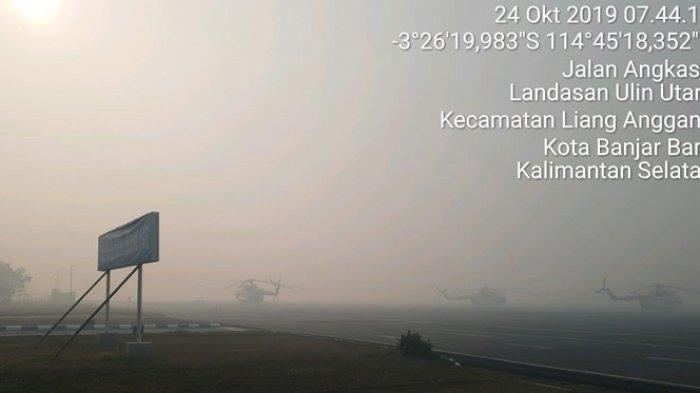 Kabut Asap Belum Usai