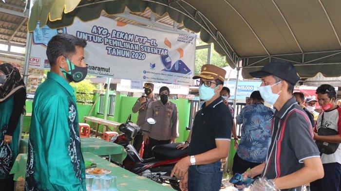 Besok, Digelar Pilkades Serentak di Kabupaten Banjar Sesuai Prokes Covid-19