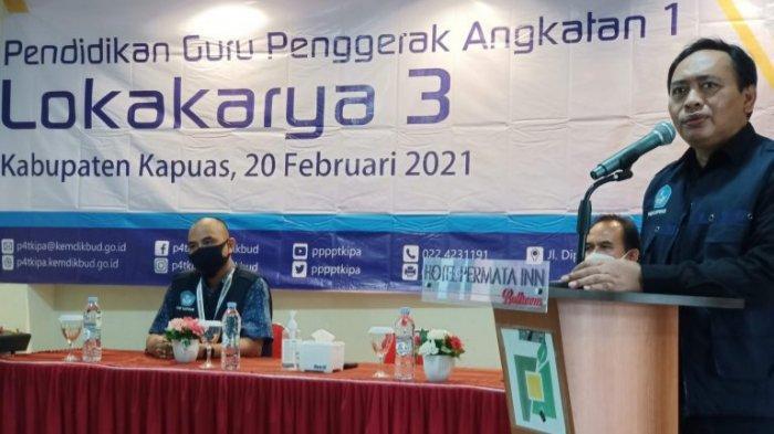 Lokakarya 3 Pendidikan Guru Penggerak Digelar Disdik Kapuas, Ini yang Diharapkan