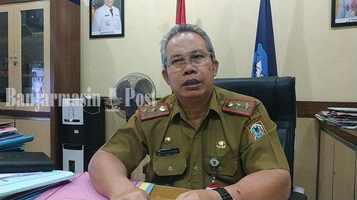 Kepala Dinas Pendidikan dan Kebudayaan (Kadisdikbud) Provinsi Kalimantan Selatan ( Kalsel ), HM Yusuf Effendi.