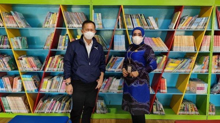 Puji Fasilitas dan Literatur Perpustakaan Palnam, Sekda Kapuas Kalteng : Patut Dicontoh