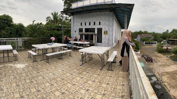 Kerennya Nongkrong di Kafe 2Dara Ba Foodcourt Jorong yang Instagramable, Dapat Fasilitas Foto Gratis