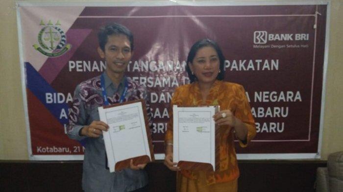 BRI-Kejari Teken Dokumen Kerjasama Soal Perdata dan Tata Usaha Negara, Ini Tujuannya