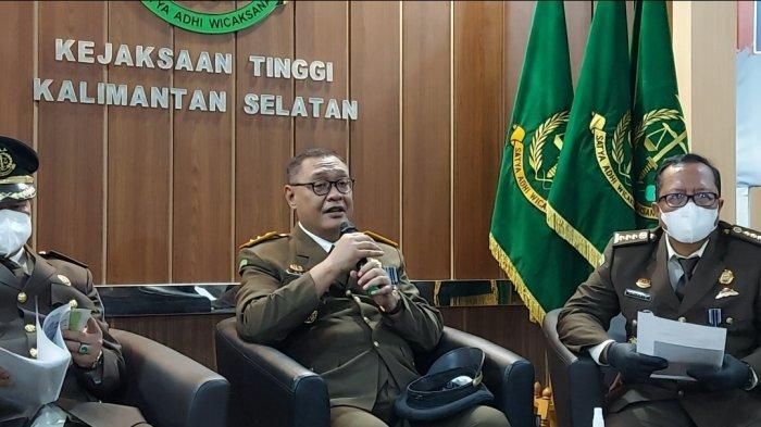 Dugaan Korupsi Pembuatan Dok PT Dok & Perkapalan Kodja Bahari, Kejati Kalsel Tetapkan 4 Tersangka