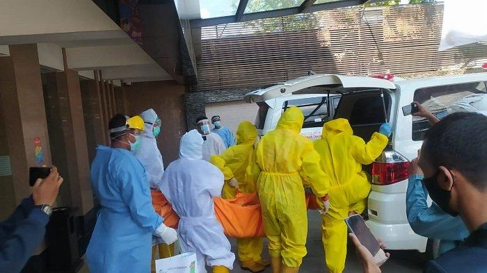 Meninggal di Hotel Banjarmasin, Kakek 61 Tahun Ternyata Pasien Covid-19 Yang Kabur dari RSUD Ulin