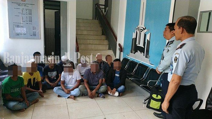 281 Warga Binaan Lapas Banjarbaru Jalani Asimilasi untuk Mitigasi Covid-19