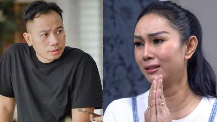 Tangisan Kalina Ocktaranny Akibat Keadaan Janin yang Melemah, Vicky Prasetyo Mohon Doa