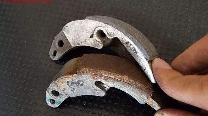 Ini Kebiasaan yang Bikin Kampas Ganda Motor Matic Habis Sebelah