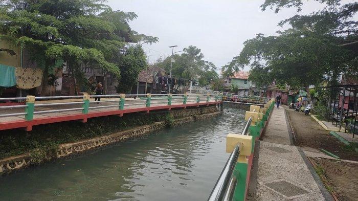 Wisata Kalsel, Kampung Pelangi Banjarbaru Tutup Selama Pandemi Covid-19, Kondisinya Tak Lagi Terawat