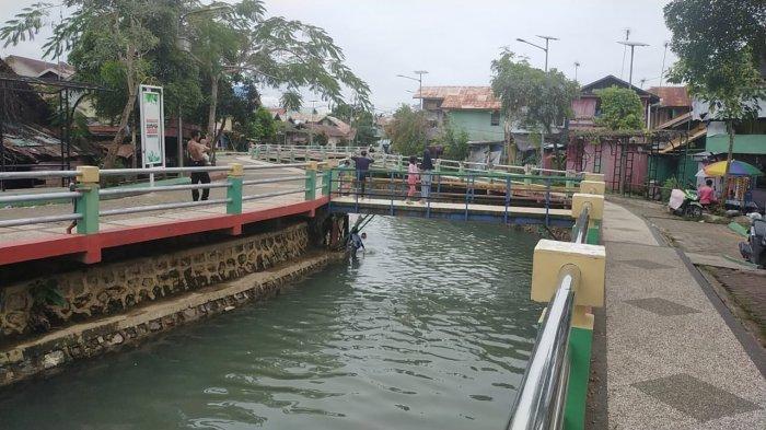 Kepala Disporabudpar Banjarbaru Imbau Selama Tutup Pandemi, Kampung Pelangi Banjarbaru Dibenahi