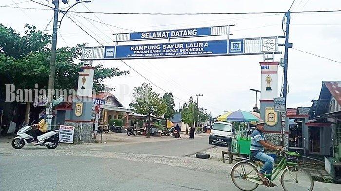 KalselPedia - Ada Kampung Sayur di Kota Banjarbaru