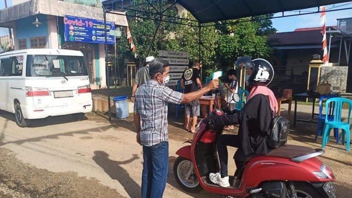 Dua Kampung Tangguh Banua ini Wakili Tabalong ke Tingkat Provinsi Kalsel
