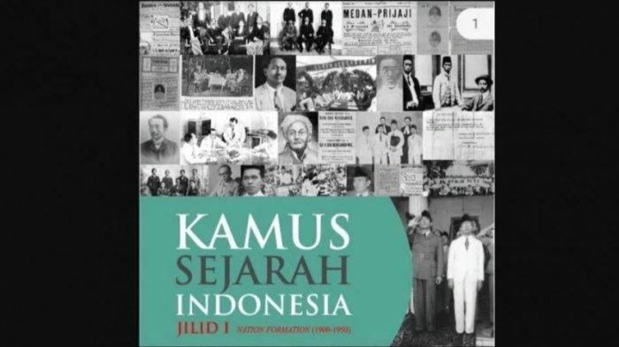 Tak Cantumkan Nama Pendiri NU KH Hasyim Asy'ari, Buku Kamus Sejarah Indonesia Ditarik