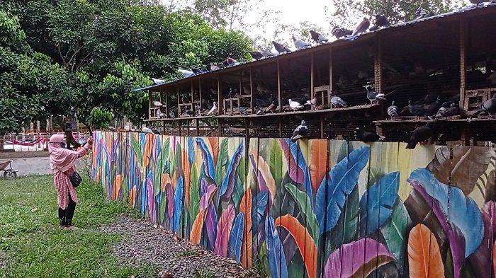 Ramai Dikunjungi Wisatawan, Tarif Masuk Taman Sapana di Tabalong Kalsel Murah Meriah