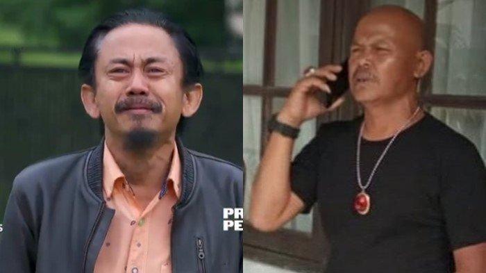 Tangisan Kang Mus yang Diperankan Epy Kusnandar Saat Adegan Kang Pipit Wafat di Preman Pensiun 5
