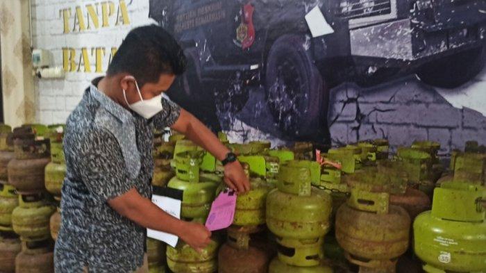 Gas Elpiji 3 Kg Langka di Banjarmasin, Polisi Peringatkan Pedagang Nakal yang Lambungkan Harga